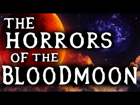 Skyrim - The Full Story of the Bloodmoon - Elder Scrolls Lore