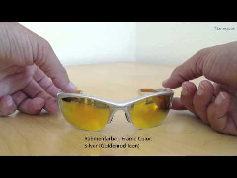 Oakley Half Jacket 2.0 - Silver - Fire Iridium