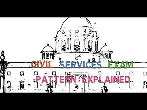 New Civil Service Exam Pattern   IAS Preparation
