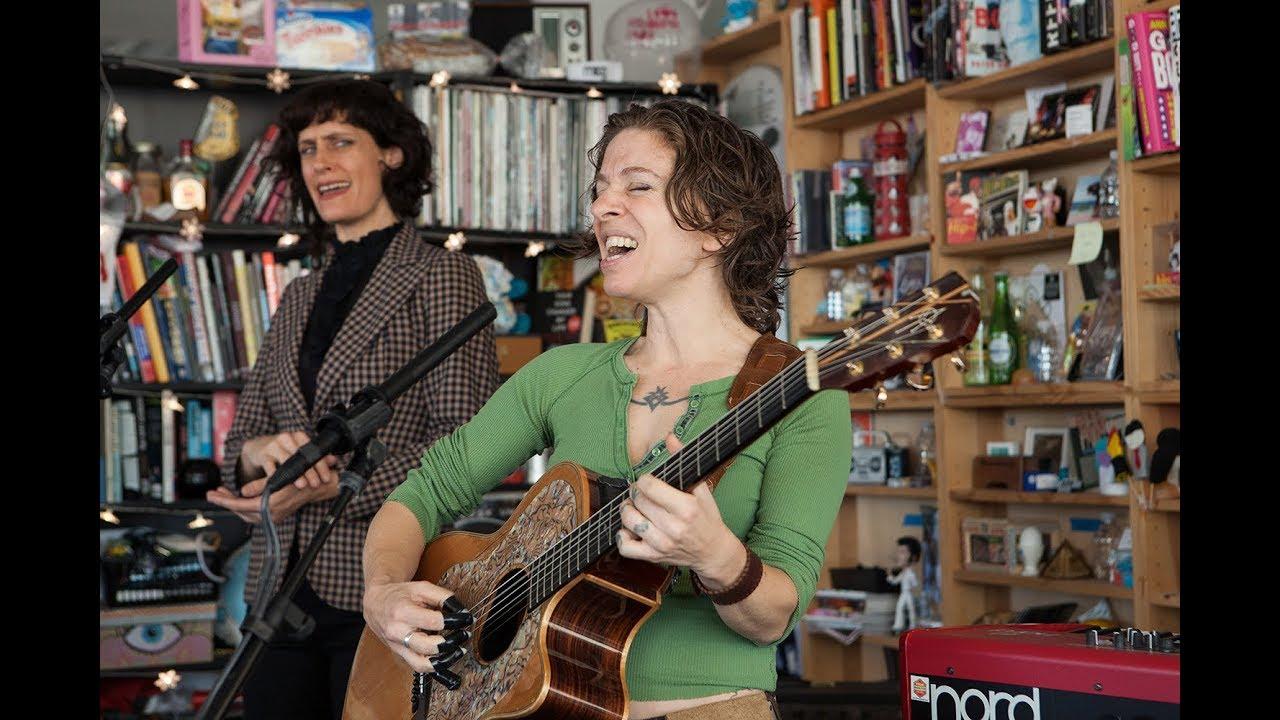 Ani DiFranco: NPR Music Tiny Desk Concert