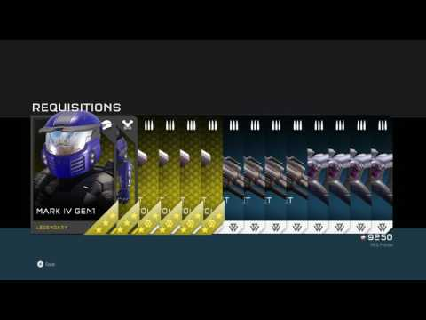 15th Anniversary Pack Opening HALO 5