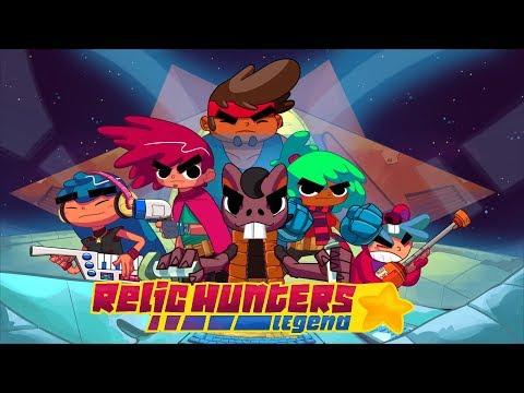 Relic Hunters Legend Animated - Episode 0 - Kickstarter Promo
