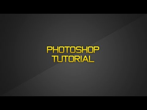 Photoshop 101 - How to make a Custom Photoshop Brush (Photoshop CS3-CS6)