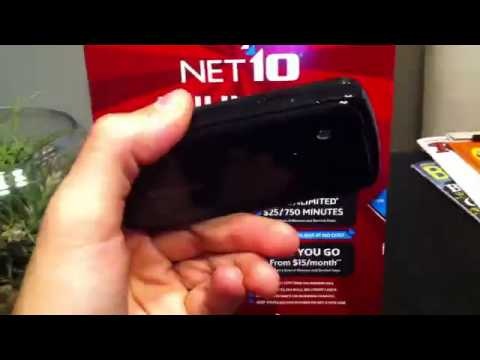 NET10 Samsung T4016 Review