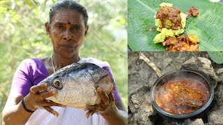 തനി നാടന് മീന് തല കറി | Big Fish Head Curry & Kerala Style Tapioca Recipes