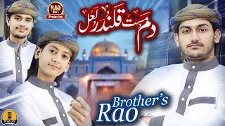 Dam Mast Qalander Lal   Rao Brothers   New Exclusive   Dhamal   2019