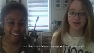 """Thats BFF - Reaction to """"Jimmy Fallon ... We Are The Champions cover"""""""