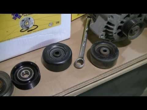 02 Duramax Idler Pulleys, Oil Change and New Alternator