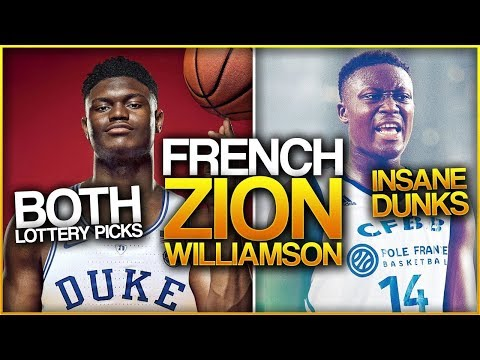 Is The FRENCH ZION WILLIAMSON The BEST 17 Year Old In Europe!?