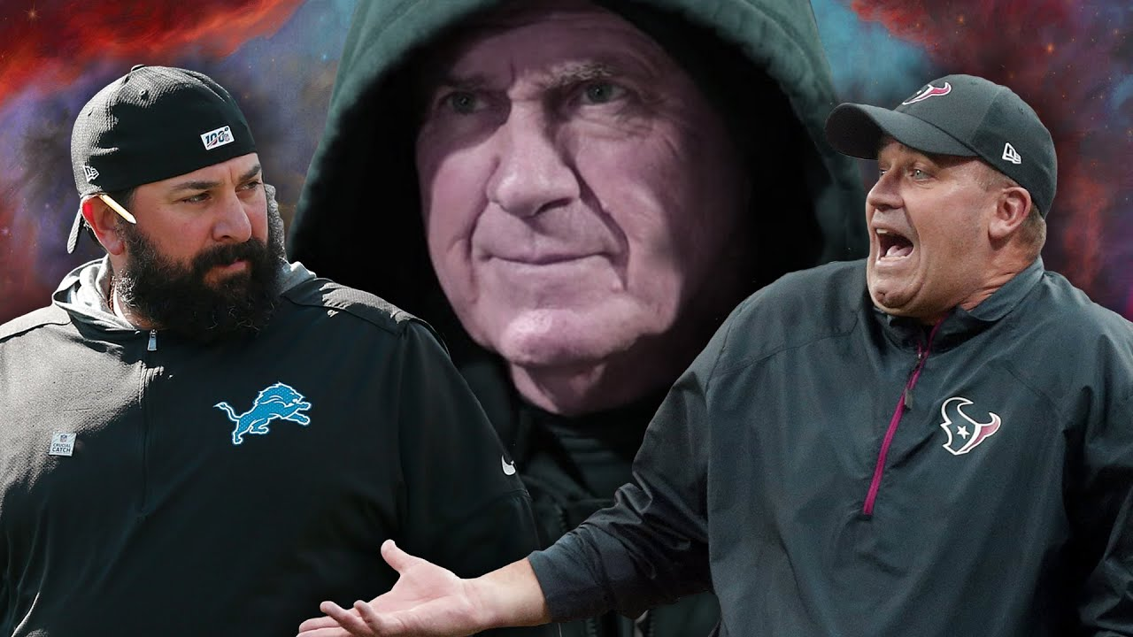 Why Patriots Coaches Fail Outside of New England: Bill Belichick's Complicated Coaching Tree