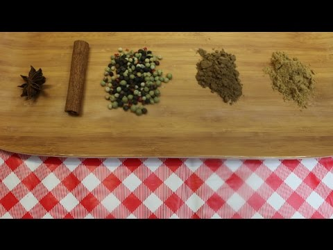 Chinese 5 spice Blend ~ Homemade Chinese 5 Spice Recipe ~ Noreen's Kitchen