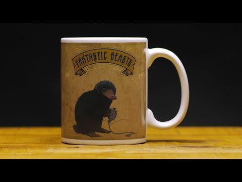 Fantastic Beasts Niffler Heat Change Mug | Paladone