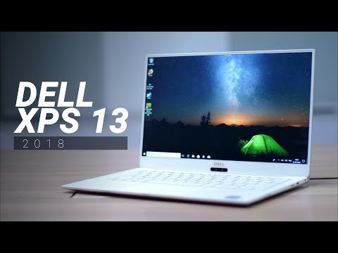 Dell XPS 13 (2018): The Bezel-less 4K Beauty!