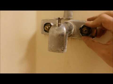 How to Fix a Dripping Faucet for less than $2 ~House, RV, Motorhome Shower Diverter Valve Leak