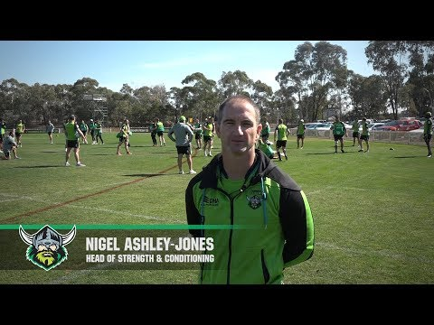 Canberra Raiders HART Sport Testimonial