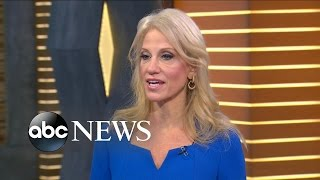 Kellyanne Conway Interview on Trump Russia Claims