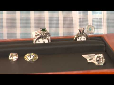 How to Create Your Own Gemstone Engagement Rings : Rings & Jewelry