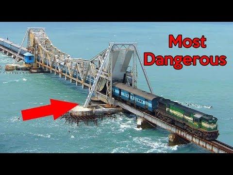 Top 5 Most Dangerous Railroads in the World