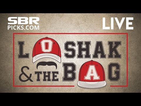 Loshak and The Bag | Free Sports Betting Picks & Tuesday's Odds Breakdown