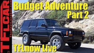 Top 10 Adventure Vehicles That Won't Break the Bank (Part 2 of 2) - TFLnow Live Show #10