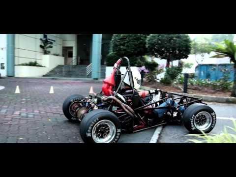 NUS FSAE Race Car R16