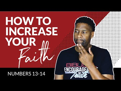 How to Have More Faith