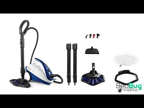 Polti Vaporetto Smart 40 Bed Bug Steamer Review