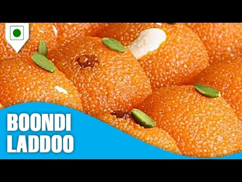 How To Make Boondi Laddoo | बूंदी लडडू | Easy Cook with Food Junction
