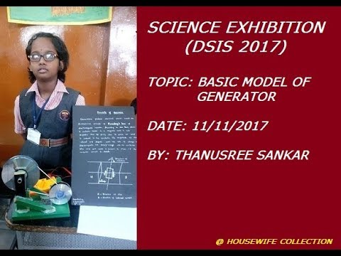 Class Three Science Project by Thanusree