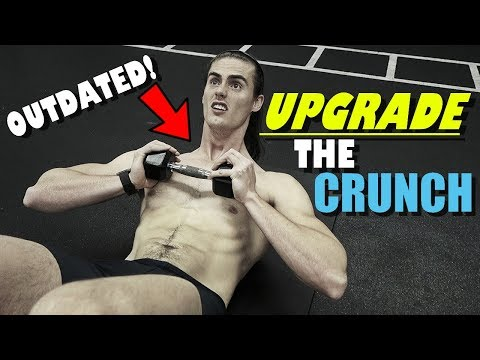 Building Six Pack Abs: STOP Crunching