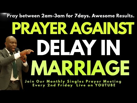 Miracle Prayer to Get Married Soon - Prayer to Break the