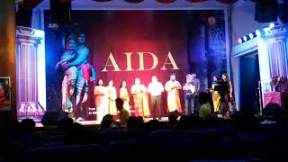 Harshit AIDA competition 2018
