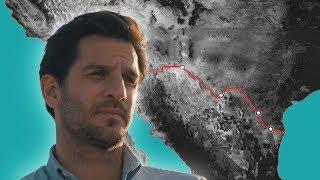 La vida a la sombra del muro en México