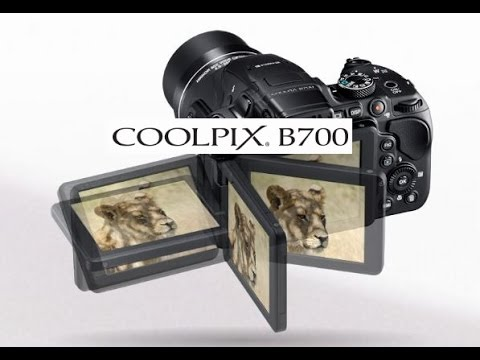 Nikon Coolpix b700 - Full Demonstration and Specification - Full HD