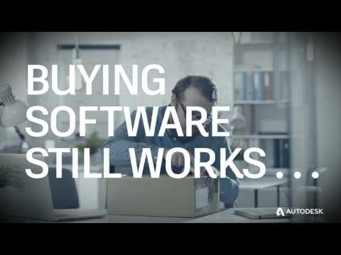 Work Better - Trade in Your Old or Unused Autodesk Software License