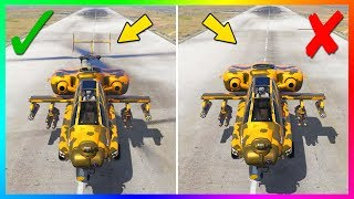 10 Things You Might Not Know About The FH-1 Hunter In GTA Online & Tips Before Buying! (GTA 5 DLC)