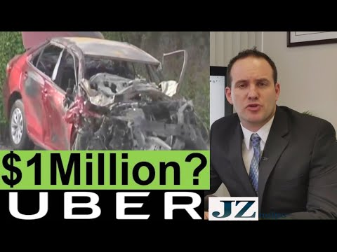 Uber Settlement in Wrongful Death Car Accident Lawsuit ($1 Million?)