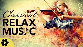 Instrumental Music for Relaxation, Classical Music, Soothing Music, Relax, Background Music, ♫E016D