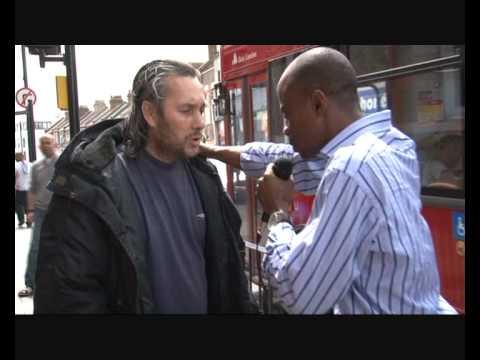 Street Preachers Rccg FountainofRevival East Ham Station 5