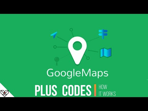 Google Maps | Open Location Code | Plus Codes