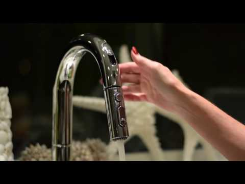 The Beale kitchen faucet by American Standard