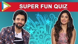 Jackky Bhagnani & Kritika Kamra's AWESOME How Well Do You Know Each Other QUIZ
