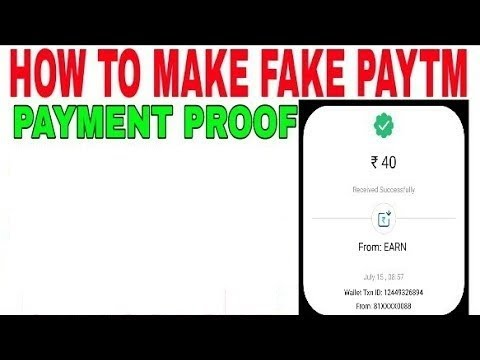 How to make fake money transfer by paytm [Technical Boy] android 4.0/5.0/6.0/7.0/8.0