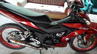 Mantap Modifikasi Honda Supra Gtr 150