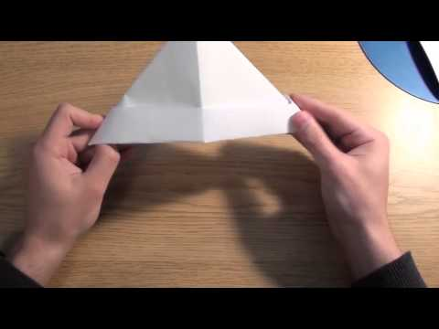 How to Make A Paper Sailor Hat, Boat, Metapod