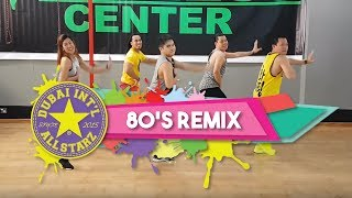 80's And 90's Remix , Dance Fitness , Earl Clinton