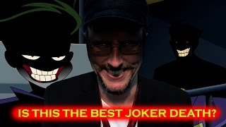 Is This the Best Joker Death?
