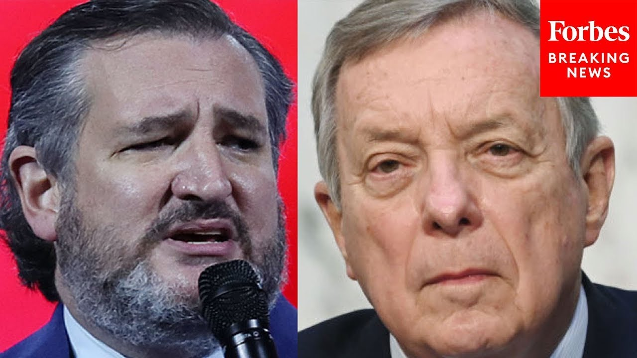 Ted Cruz fires back at Dick Durbin for calling him a liar