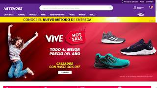 ¡Vive HOT SALE! 2019 en Netshoes®