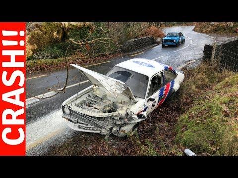 Killarney Historic Stages Rally Ireland 2017 - Stavros969